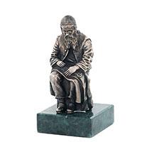 Фигура Оникс ручной работы Еврейский портной, фото