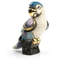 Фигурка De Rosa Rinconada Синий Попугай, фото
