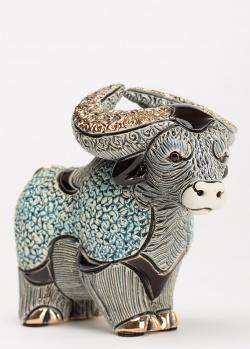 Фигурка De Rosa Rinconada Families Zodiac Бык Синий, фото