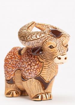 Фигурка De Rosa Rinconada Families Zodiac Бык Коричневый, фото