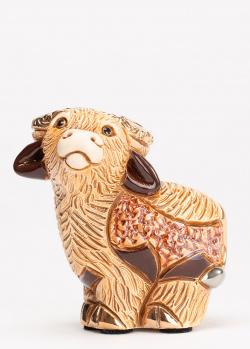 Фигурка De Rosa RinconadaFamilies Zodiac Бычок Коричневый, фото