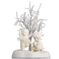 Фигурка Enesco Snowbabies Зимняя сказка, фото