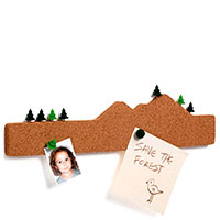 Доска для записок Monkey Business Memo Mountain, фото