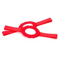 Набор универсальных бирок Monkey Business La Bella XL красные, фото