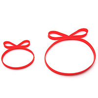 Набор резинок для декора подарков Monkey Business Gifted, фото