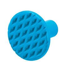 Набор настенных крючков PO Selected 3шт голубого цвета, фото