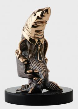 Скульптура Vizuri Акула бизнеса, фото
