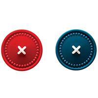 Настенные крючки OTOTO Button Up с магнитом, фото