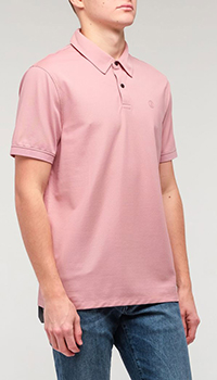 Поло Bogner розового цвета, фото