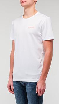 Футболка Bogner белого цвета , фото