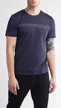 Мужская футболка Bogner с принтом, фото