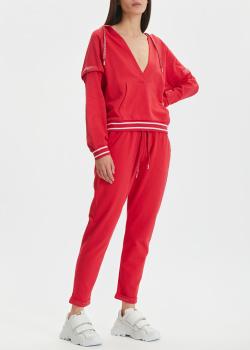Красный костюм Liu Jo с капюшоном, фото