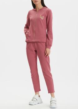 Спортивный костюм Liu Jo розового цвета, фото