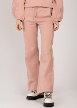 Розовые брюки Dorothee Schumacher с лампасами, фото