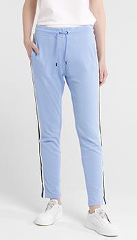 Спортивные брюки Quantum Courage голубого цвета, фото
