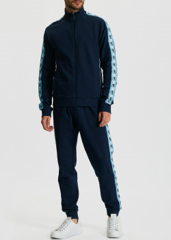 Спортивный костюм Bikkembergs темно-синего цвета, фото