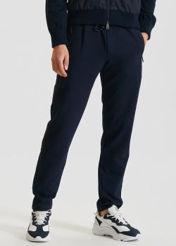 Спортивные штаны Paul&Shark темно-синего цвета, фото