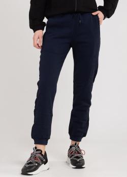 Спортивные брюки Roberto Cavalli Sport с брендовой надписью, фото