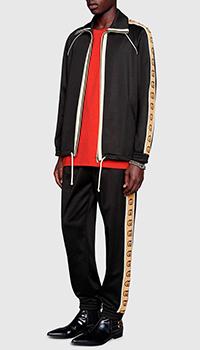 Спортивный костюм Gucci Cruise 2020 черного цвета, фото