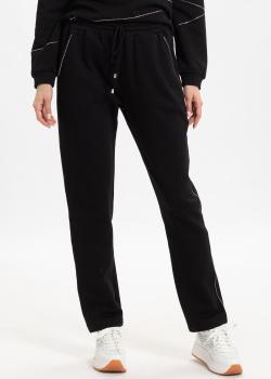 Черные спортивные штаны Patrizia Pepe , фото