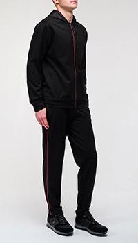 Черный спортивный костюм Bogner, фото