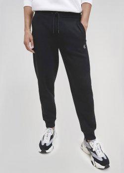 Спортивные брюки Calvin Klein черного цвета, фото