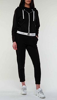 Спортивный костюм Calvin Klein черного цвета, фото