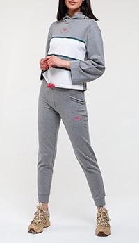 Спортивный костюм Ea7 Emporio Armani с широкими рукавами, фото