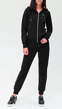 Спортивный костюм Ea7 Emporio Armani со стразами, фото