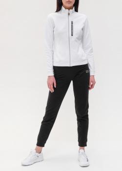 Спортивный костюм Ea7 Emporio Armani с воротником-стойкой, фото