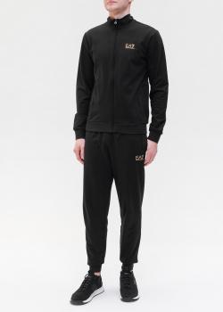 Спортивный костюм Ea7 Emporio Armani с лого бренда, фото