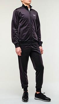 Мужской спортивный костюм Ea7 Emporio Armani с логотипом, фото