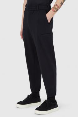 Спортивные брюки Emporio Armani с манжетами, фото