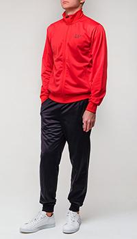 Спортивный костюм Emporio Armani красный, фото