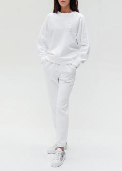 Спортивный костюм Ermanno Ermanno Scervino белого цвета, фото