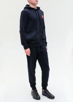 Спортивный костюм Hugo Boss с нашивкой, фото