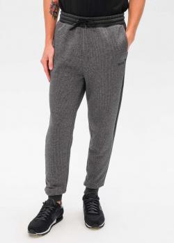 Спортивные брюки Hugo Boss темно-серого цвета, фото