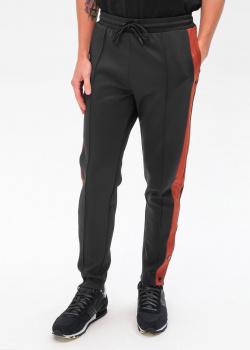 Спортивные брюки Hugo Boss с контрастными деталями, фото