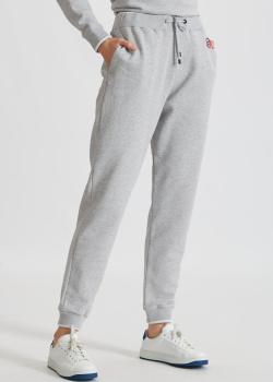 Спортивные брюки Kenzo серого цвета, фото