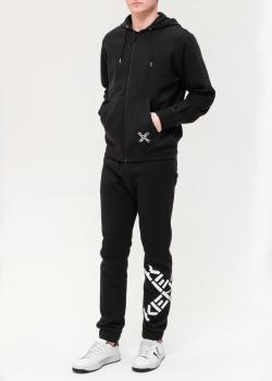 Мужской спортивный костюм Kenzo с логотипом, фото