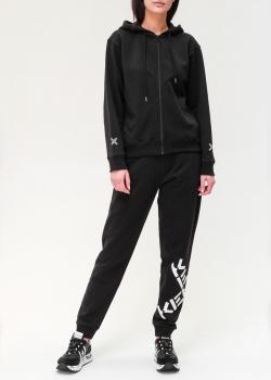 Черный спортивный костюм Kenzo с капюшоном, фото