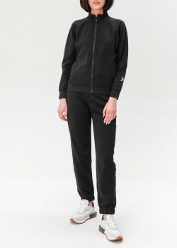 Черный спортивный костюм Kenzo с логотипом, фото