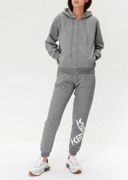 Спортивный костюм Kenzo серого цвета, фото