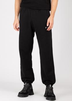 Черные спортивные штаны Off-White на резинке, фото
