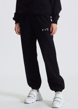 Спортивные штаны Off-White из органического хлопка, фото