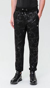 Спортивные брюки Philipp Plein с манжетами, фото