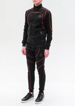 Спортивный костюм Philipp Plein с контрастными деталями, фото