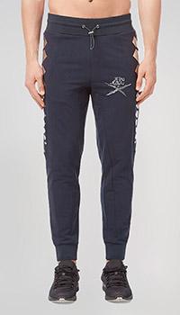 Спортивные брюки Philipp Plein с полосками по бокам, фото