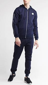 Спортивный костюм Philipp Plein с принтом на спине, фото