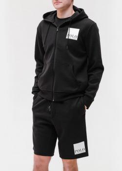 Спортивный костюм Polo Ralph Lauren с принтом на спине, фото